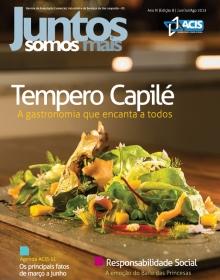 ACIST SL - Associação Comercial, Industrial, de Serviços e Tecnologia de São Leopoldo - Revista Juntos Somos Mais | Edição 8
