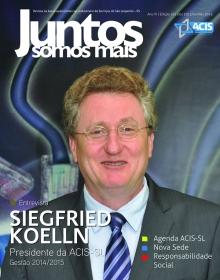 ACIST SL - Associação Comercial, Industrial, de Serviços e Tecnologia de São Leopoldo - Revista Juntos Somos Mais | Edição 10