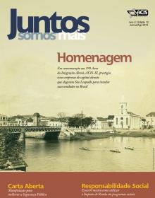 ACIST SL - Associação Comercial, Industrial, de Serviços e Tecnologia de São Leopoldo - Revista Juntos Somos Mais | Edição 12