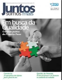 ACIST SL - Associação Comercial, Industrial, de Serviços e Tecnologia de São Leopoldo - Revista Juntos Somos Mais | Edição 13