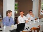 ACIST SL - Associação Comercial, Industrial, de Serviços e Tecnologia de São Leopoldo - Reunião de diretoria: Economistas da Federasul apresentam perspectivas para 2017