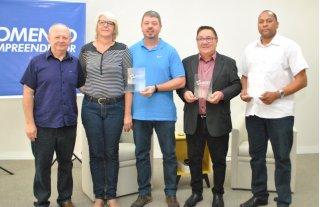 ACIST SL - Associação Comercial, Industrial, de Serviços e Tecnologia de São Leopoldo - Empresas homenageadas