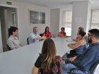 ACIST SL - Associação Comercial, Industrial, de Serviços e Tecnologia de São Leopoldo - Equipe da ACIST-SL conversa com o novo presidente