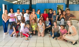 ACIST SL - Associação Comercial, Industrial, de Serviços e Tecnologia de São Leopoldo - Nucleadas participam de mais uma ação alusiva ao Mês da Mulher