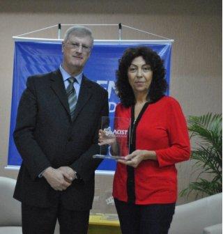 ACIST SL - Associação Comercial, Industrial, de Serviços e Tecnologia de São Leopoldo - Pro-Servi completa 30 anos e é homenageada pela ACIST-SL