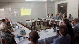 ACIST SL - Associação Comercial, Industrial, de Serviços e Tecnologia de São Leopoldo - Diretoria alinha Planejamento Estratégico