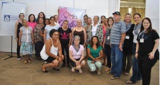 ACIST SL - Associação Comercial, Industrial, de Serviços e Tecnologia de São Leopoldo - Núcleo das Mulheres Empreendedoras participam de ação municipal