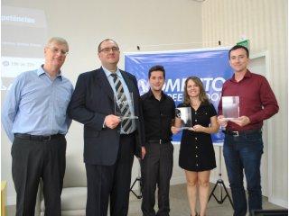 ACIST SL - Associação Comercial, Industrial, de Serviços e Tecnologia de São Leopoldo - Empresas aniversariantes são homenageadas
