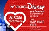 ACIST SL - Associação Comercial, Industrial, de Serviços e Tecnologia de São Leopoldo - Mais Saber e Klein Ville promovem palestra sobre o conceito Disney de atendimento