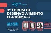 ACIST SL - Associação Comercial, Industrial, de Serviços e Tecnologia de São Leopoldo - Grupo Sinos: Fórum de Desenvolvimento acontece dia 26 de junho