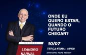 ACIST SL - Associação Comercial, Industrial, de Serviços e Tecnologia de São Leopoldo - Leandro Karnall fará palestra em prol do MHVSL