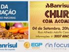 ACIST SL - Associação Comercial, Industrial, de Serviços e Tecnologia de São Leopoldo - Terça da Integração programada para o dia 4