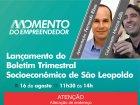 ACIST SL - Associação Comercial, Industrial, de Serviços e Tecnologia de São Leopoldo - Momento do Empreendedor será na Sede Social