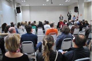 ACIST SL - Associação Comercial, Industrial, de Serviços e Tecnologia de São Leopoldo - Filme Gerações emociona público na ACIST-SL