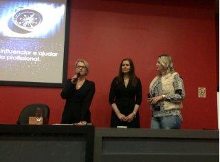 ACIST SL - Associação Comercial, Industrial, de Serviços e Tecnologia de São Leopoldo - Instituto Aurora traz Giane Guerra para São Leopoldo