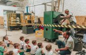 ACIST SL - Associação Comercial, Industrial, de Serviços e Tecnologia de São Leopoldo - Sinodal: crianças aprendem desde cedo a pensar sobre o lixo que produzimos